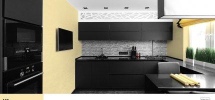 Задумываетесь о черной кухне? 5 современных идей для Вас!